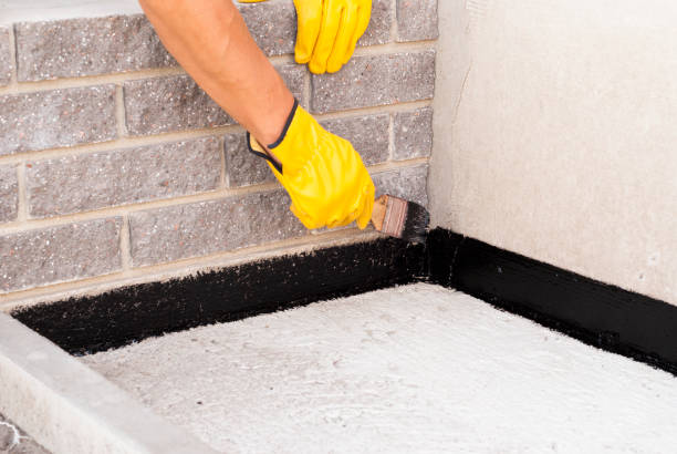 Newton MA basement waterproofing services